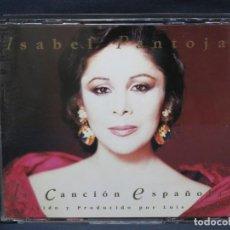CDs de Música: ISABEL PANTOJA - CANCION ESPAÑOLA - 2 CD. Lote 222581876