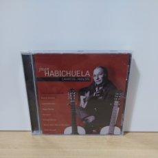 CDs de Música: CD JUAN HABICHUELA CAMPO DEL PRINCIPE 2002. Lote 222583661