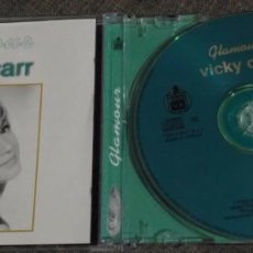 CDs de Música: VICKY CARR - GLAMOUR - CD. Lote 222583870