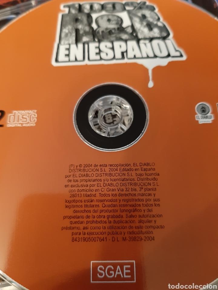 CDs de Música: 100% R&B EN ESPAÑOL. 2 CDS. - Foto 3 - 222585331