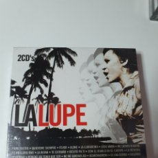 CDs de Música: LA LÓPEZ, 2 CD, RECOPILATORIO, NUEVO SIN ESTRENAR PRECINTO ORIGINAL.. Lote 222601208