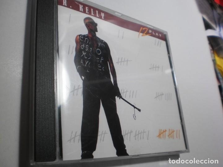 CD R. KELLY. 12 PLAY. ZOMBA 1993 EU 12 TEMAS (BUEN ESTADO) (Música - CD's Hip hop)