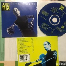CDs de Música: KRAFTWERK - THE MIX CD EMI ELECTROLA 91 SYNTH POP ELECTRO. Lote 222615708