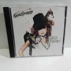 CDs de Música: DISCO CD. GOLDFRAPP - BLACK CHERRY. COMPACT DISC.. Lote 222624886
