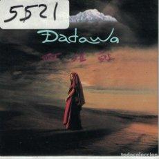 CDs de Música: DADAWA - SISTER DRUM / PARADISE INFERNO / SKY BURIAL (CDSINGLE CARTON PROMO, WEA 1995). Lote 222628705