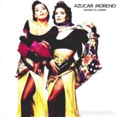 CDs de Música: CD SINGLE AZUCAR MORENO - HAZME EL AMOR - EPIC PRO 724 - PROMO - CARDSLEEVE (VG++/EX)Ç. Lote 222637781