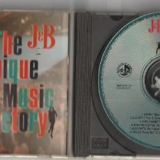 CDs de Música: CD CON 6 TEMAS RARO THE J&B MUSIC FACTORY.1995. BLANCO Y NEGRO. ESPAÑA. Lote 222639437