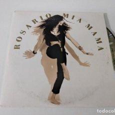 CDs de Música: ROSARIO MIA MAMA CD SINGLE PROMO 1992 PORTADA DE CARTON 1 TEMA ANTONIO FLORES. Lote 222639943