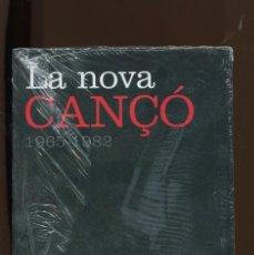 CDs de Música: LA NOVA CANÇÓ. ANY 1969. LLIBRE + CD. NOU PRECINTAT. Lote 222640156