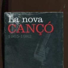 CDs de Música: LA NOVA CANÇÓ. ANY 1967. LLIBRE + CD. NOU PRECINTAT. Lote 222640221