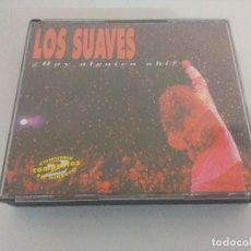 CDs de Música: CD ROCK/LOS SUAVES/HAY ALGUIEN AHI ?/DOBLE CD.. Lote 222647051
