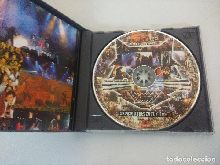 CDs de Música: CD ROCK/LOS SUAVES/UN PASO ATRAS EN EL TIEMPO/DOBLE CD. - Foto 2 - 222647287