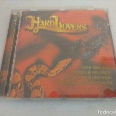 CDs de Música: CD METAL/HARD LOVERS/THIN LIZZY-SATRIANI-SCORPIONS-POISON/DOBLE CD. Lote 222648540