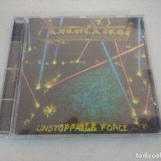 CDs de Música: CD METAL/AGENT STEEL/UNSTOPPABLE FORCE.. Lote 222649183