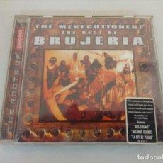 CDs de Música: CD METAL/BRUJERIA/THE BEST.. Lote 222650971