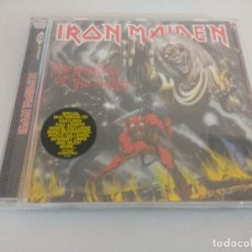 CDs de Música: CD METAL/IRON MAIDEN/THE NUMBER OF THE BEAST.. Lote 222651262