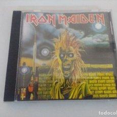 CDs de Música: CD METAL/IRON MAIDEN/EMI 1982.. Lote 222651591