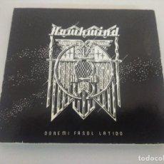 CDs de Música: CD METAL/HAWKWIND/DOREMI FASOL LATIDO/LEMMY MOTORHEAD.. Lote 222651903