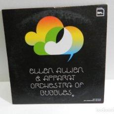 CDs de Música: DISCO CD. ELLEN ALLIEN & APPARAT - ORCHESTRA OF BUBBLES. COMPACT DISC. PROMOCIONAL.. Lote 222660187