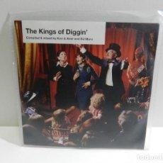 CDs de Música: DISCO CD. KON & AMIR & DJ MURO - THE KINGS OF DIGGIN'. COMPACT DISC. PROMOCIONAL.. Lote 222660760