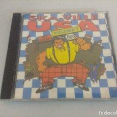 CDs de Música: CD PUNK/SKA VILLE USA VOL 7.. Lote 222668875