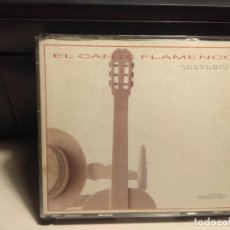CDs de Música: TRIPLE CD EL CANTE FLAMENCO :MANOLO CARACOL, FOSFORITO, PACO DE LUCIA, CAMARON, ANTONIO MAINERA, ETC. Lote 222674546