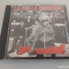 CDs de Música: CD PUNK/LA POLLA RECORDS/LOS JUBILADOS.. Lote 222675818