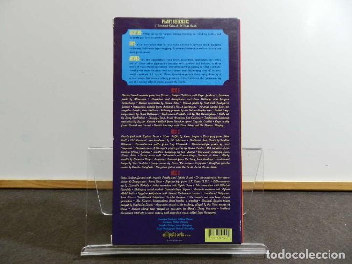 CDs de Música: EDICIÓN ESPECIAL 3 CD. VARIOS - PLANET SQUEEZEBOX. COMPACT DISC. RARO. RAREZA. - Foto 2 - 222682976