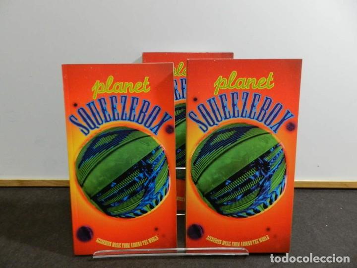 CDs de Música: EDICIÓN ESPECIAL 3 CD. VARIOS - PLANET SQUEEZEBOX. COMPACT DISC. RARO. RAREZA. - Foto 3 - 222682976
