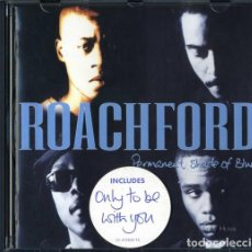CDs de Música: ROACHFORD - PERMANENT SHADE OF BLUE - CD. Lote 222684796