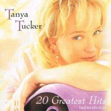 CDs de Música: TANYA TUCKER - 20 GREATEST HITS - CD. Lote 222685676