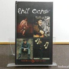 CDs de Música: EDICIÓN ESPECIAL 3 CD. PHIL OCHS - FAREWELLS & FANTASIES. COMPACT DISC. RARO. RAREZA.. Lote 222686400