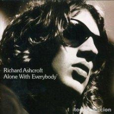 CDs de Música: RICHARD ASHCROFT - ALONE WITH EVERYBODY - CD. Lote 222691685