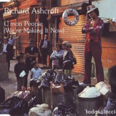 CDs de Música: RICHARD ASHCROFT - C'MON PEOPLE (WE'RE MAKING IT NOW) - CD SINGLE. Lote 222692271