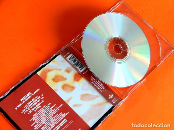 CDs de Música: PRESSURE - BILLY OCEAN - REMIXES - CD SINGLE DEL AÑO 1993 - 4 TEMAS - ZOMBA - JIVE - COMO NUEVO - Foto 4 - 222692477