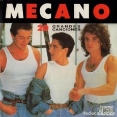 CDs de Música: MECANO - 20 GRANDES CANCIONES - 2X CD. Lote 222693420