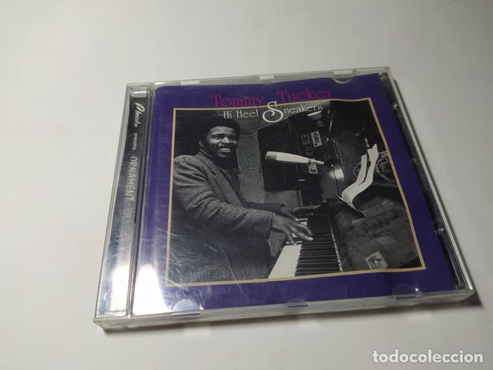 CD - MUSICA - TOMMY TUCKER ?– HI-HEEL SNEAKERS (Música - CD's Jazz, Blues, Soul y Gospel)