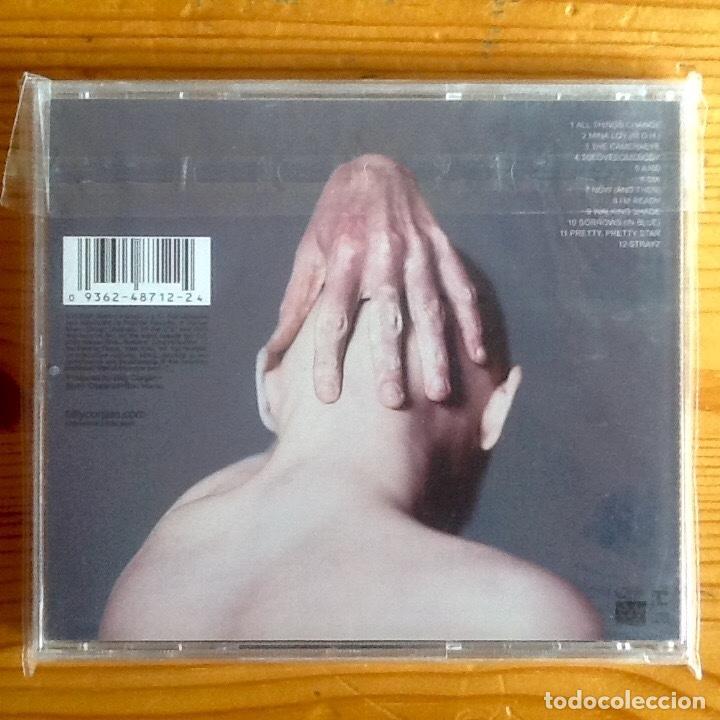 CDs de Música: BILLY CORGAN (THE SMASHING PUMPKINS) : THE FUTURE EMBRACE [EEC 2005] CD - Foto 2 - 222698383