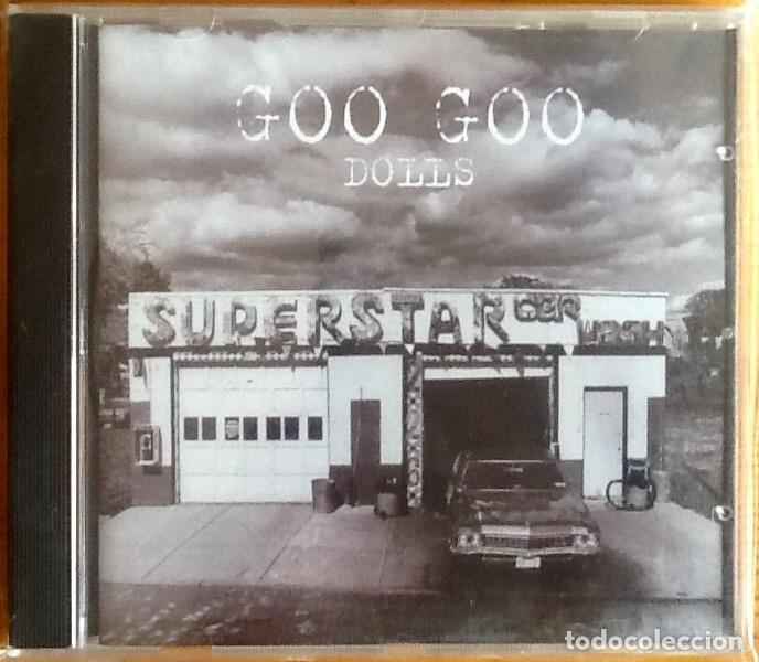 GOO GOO DOLLS : SUPERSTAR CARWASH [DEU 1993] CD (Música - CD's Rock)