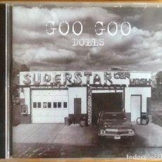 CDs de Música: GOO GOO DOLLS : SUPERSTAR CARWASH [DEU 1993] CD. Lote 222699162