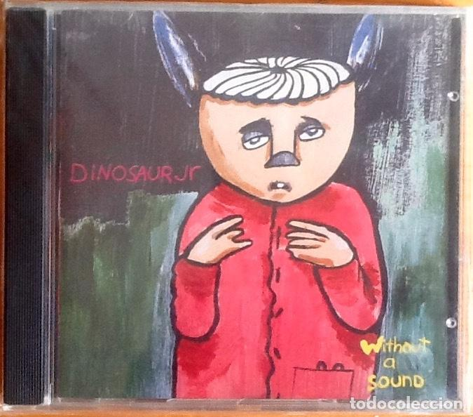 DINOSAUR JR : WITHOUT A SOUND [DEU 1994] CD (Música - CD's Rock)