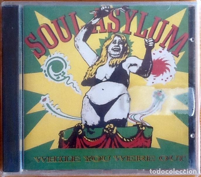 SOUL ASYLUM : WHILE YOU WERE OUT [EEEC 1993] CD (Música - CD's Rock)