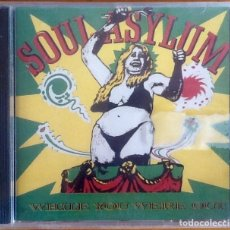 CDs de Música: SOUL ASYLUM : WHILE YOU WERE OUT [EEEC 1993] CD. Lote 222701527