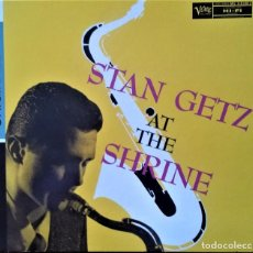 CDs de Música: STAN GETZ - AT THE SHRINE CD. Lote 222701810