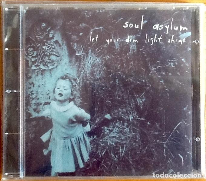 SOUL ASYLUM : LET YOUR DIN LIGHT SHINE [ESP 1995] CD (Música - CD's Rock)
