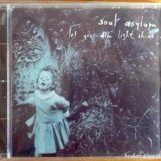 CDs de Música: SOUL ASYLUM : LET YOUR DIN LIGHT SHINE [ESP 1995] CD. Lote 222702636