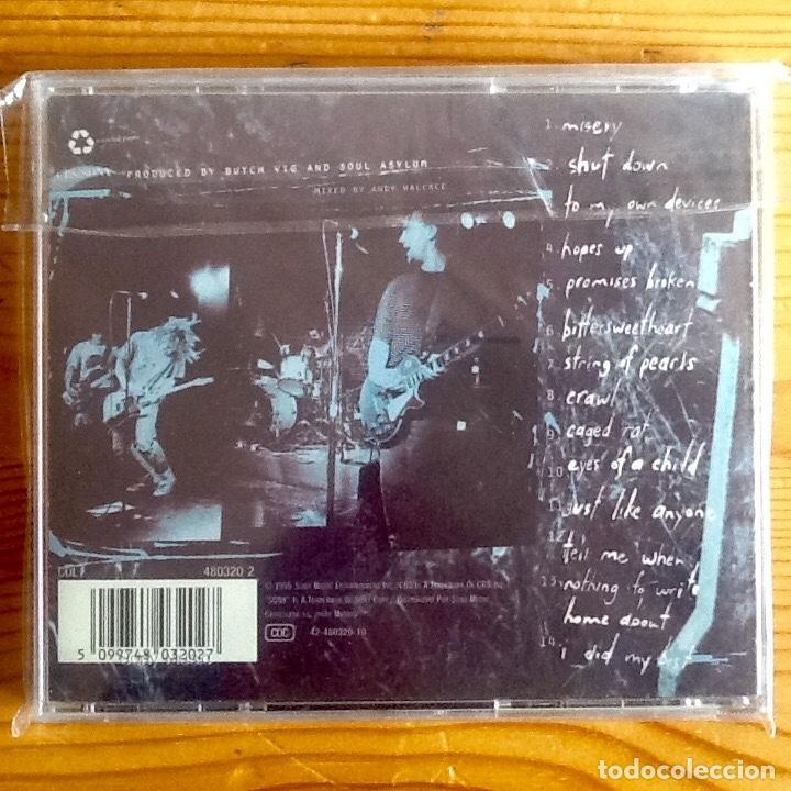 CDs de Música: SOUL ASYLUM : LET YOUR DIN LIGHT SHINE [ESP 1995] CD - Foto 2 - 222702636