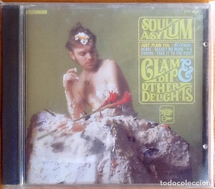 SOUL ASYLUM : CLAM DIP & OTHER DELIGHTS [EEC 1993] CD-EP (Música - CD's Rock)