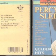 CDs de Música: HOLDEN HITS. PERCY SLEDGE. CD-SOLEXT-1061. Lote 222706071