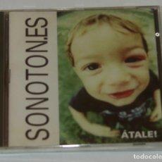 CDs de Música: SONOTONES - ÁTALE!. Lote 222708361